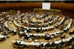 Human Rights Coucil in session. Photo: UN